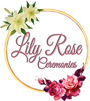 Lily Rose Ceremonies - New Logo